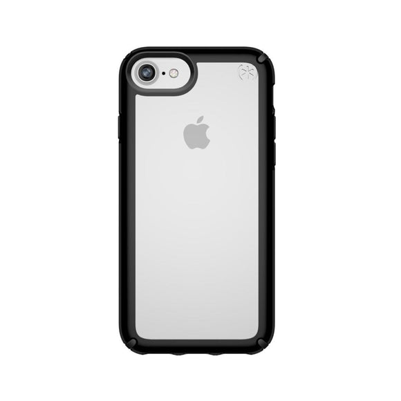 Speck (Apple Exclusive) Presidio Show Case for iPhone 6/6s/7/8 Clear - Black
