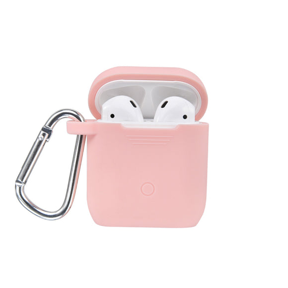 Vilo Case + Carabiner for Airpods - Pink