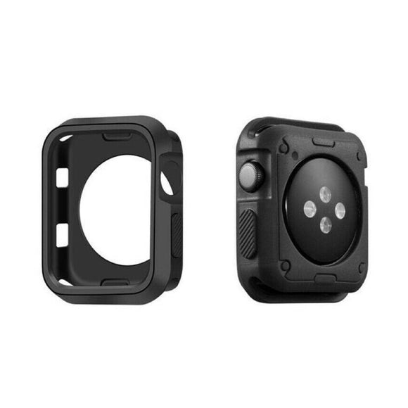 Vilo Case + Glass for Apple Watch 44mm - Black