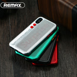 Remax Fantasy Series Case RM-1656 for iPhone X - Black