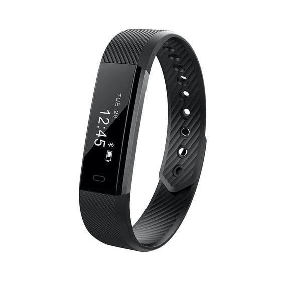 iDO Smart Bracelet ID115 - Black