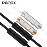 Remax Earphone RM-610D - Silver