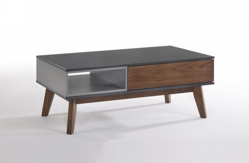 Modrest Lillian - Modern Multi Colored Coffee Table