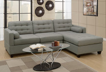 Load image into Gallery viewer, Bobkona Sectional Set, Grey
