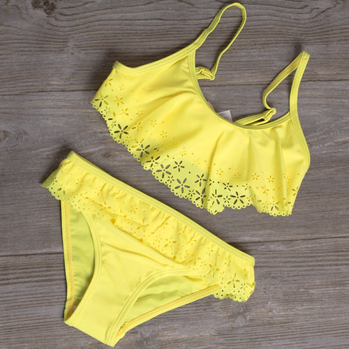 Two Pieces Children's Swimwear
