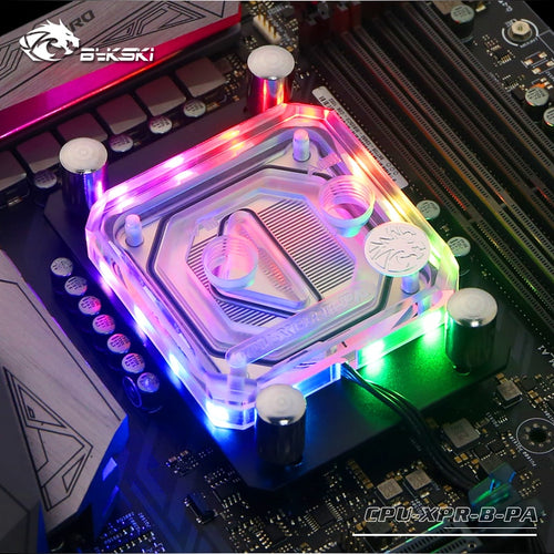CPU Water Block use for AMD RYZEN3000 AM3/AM3+/AM4 X570 Motherboard
