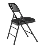 Deluxe Fabric Folding Chair
