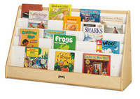 Flushback Extra Wide Pick-a-Book Stand