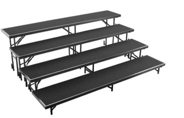 4 Level Riser Set