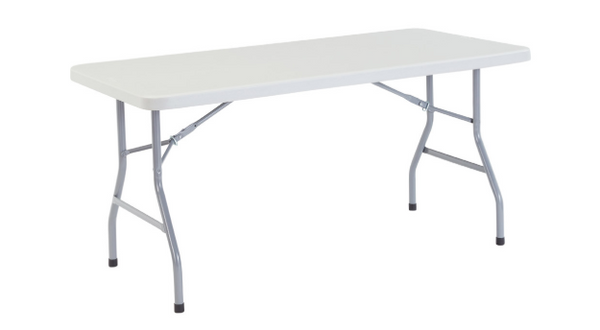 30 x 60 Heavy Duty Folding Table