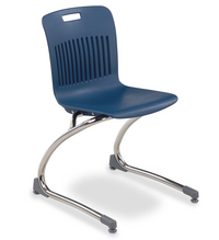 Analogy Series Non-Stacking Cantilever Chair