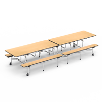 MT Series Mobile Bench Table