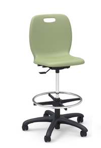 N2 Mobile Lab Stool