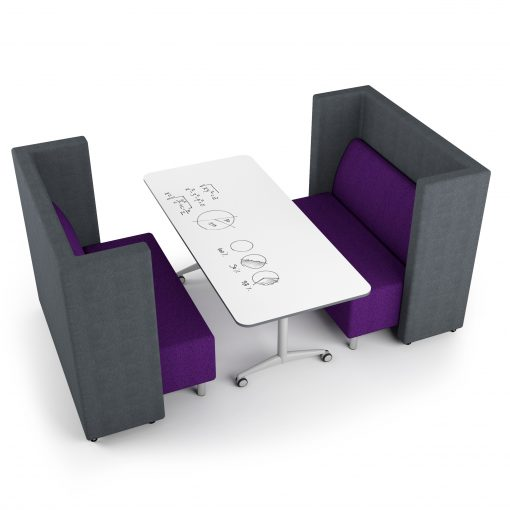 Collaborative Collective Foldable Table