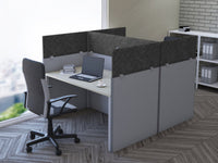 Cubicle Wall and Panel Extenders