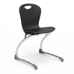 Zuma Series Non-Stacking Cantilever Chair