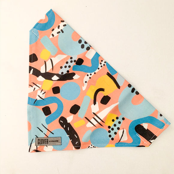 'Animal Instinct' Dog Bandana