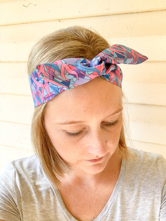 Wire Head Wraps (for Dog Mums not the pups)