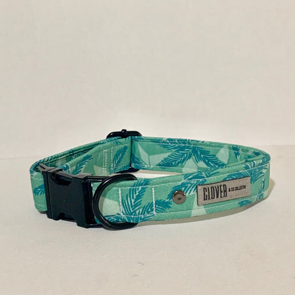 'Vintage Surfer' Dog Collar