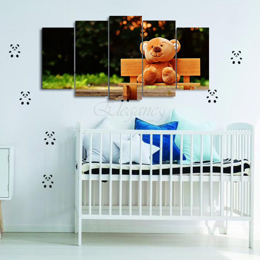 5 Splitters Kids wall frame (BHL_021)