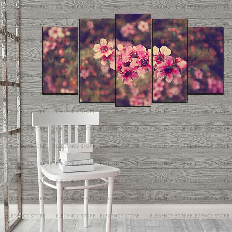 5 Split 3D Wall Frame - Digitally Printed Landscape(AJ-037)
