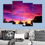 4 PCS 3D WALL FRAME ( 48 inch width x 24 inch length)