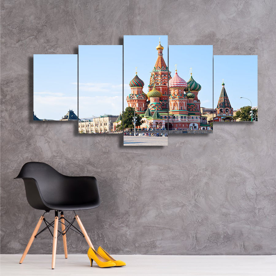 5 PC WALL FRAME (CT-004)