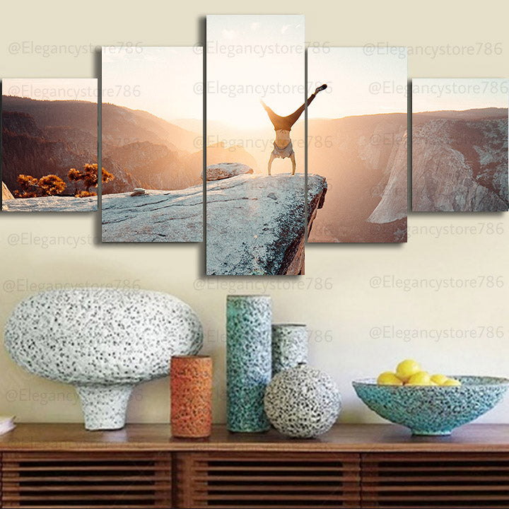 5 Splitter Nature Wall Frame (CSL_084)