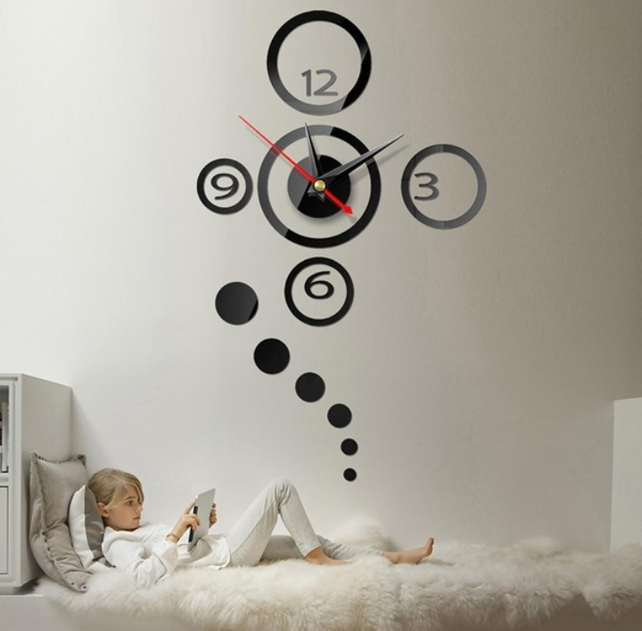Acrylic Wall Clock (SV_005)