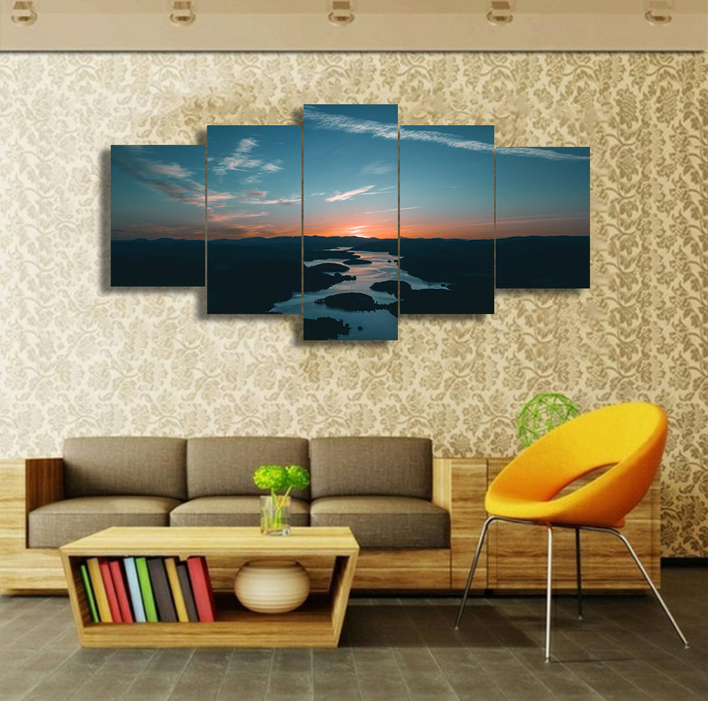 5 pcs Wall Frame (CSL_120)