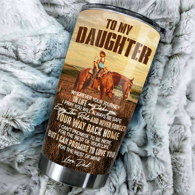 Dad to Daughter - Enjoy the ride and never forget your way back home - Tumbler