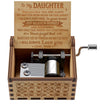 Mum To Daughter - Believe In YourSelf - Engraved Music Box