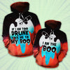 I'm The Boo - Couple Hoodie