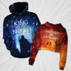 GOT Fire And Ice - Couple Hoodie