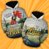 This Belongs To Bae - Couple Hoodie