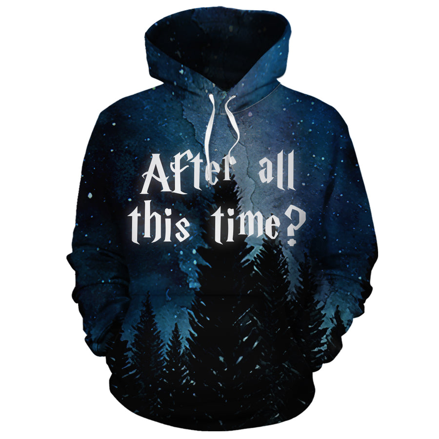 After All This Time - Couple Hoodie