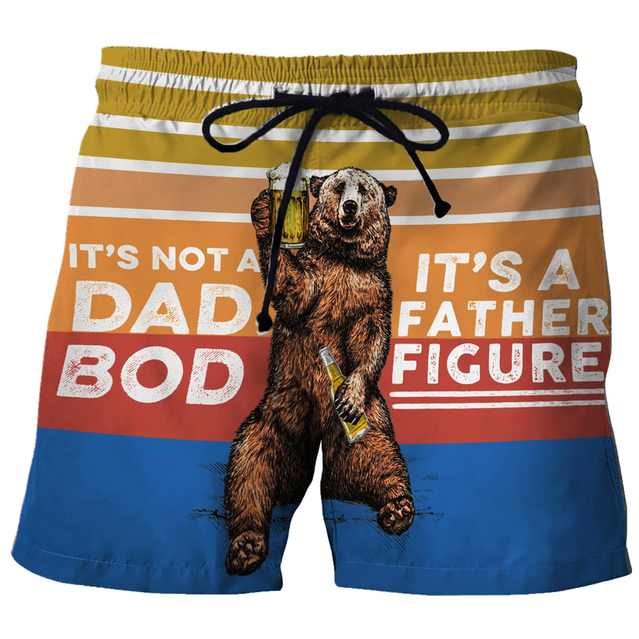 It's Not A Dad Bod - Shorts