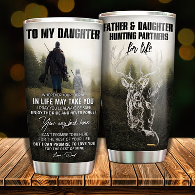 To My Daughter - Hunting Partners