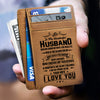 Card Wallet - My Husband, I Will Always Love You