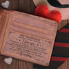 To My Husband - Never Forget That I Love You - Bifold Wallet
