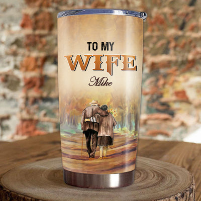 You Are Still My Queen Forever - Personalized Tumbler