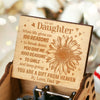 Dad to Daughter  - You Are A Gift From Heaven - Engraved Music Box