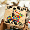 Mom To Son - You'll Never Walk Alone - Music Box Color