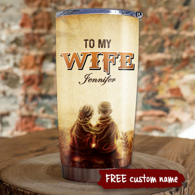 Ours Is My Favorite - Personalized Tumbler