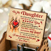 Dad To Daughter - The Best By Far Is You - Colorful Music Box