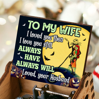 Husband To Wife - I Love You Still - Colorful Music Box