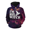 Boo and Witch - Couple Hoodie