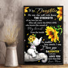 Mom To Daughter - I Will Always Love You More Than That - Vertical Matte Posters