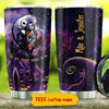 We Are Simply Meant To Be - Personalized Tumbler