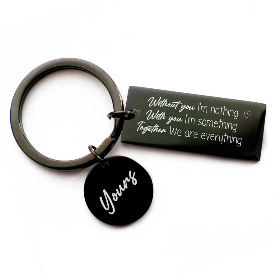 Together We Are Everything - Keychain